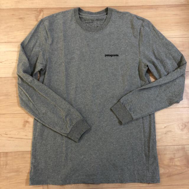 patagonia(パタゴニア)のダイスケ様 専用パタゴニア バックプリント ロンT メンズのトップス(Tシャツ/カットソー(七分/長袖))の商品写真