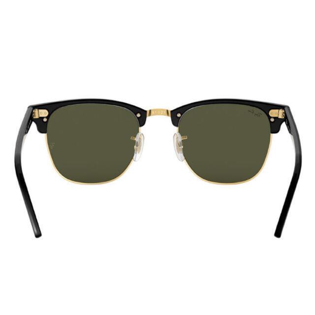 Ray-Ban(レイバン)のサングラス RayBan CLUBMASTER RB3016 W0365 メンズのファッション小物(サングラス/メガネ)の商品写真