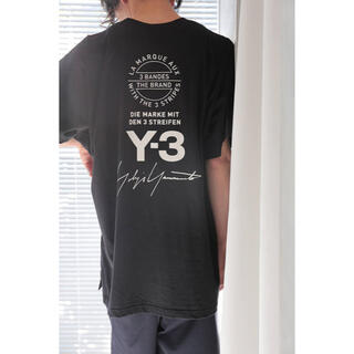 ワイスリー(Y-3)のY-3 Tシャツ(Tシャツ/カットソー(半袖/袖なし))