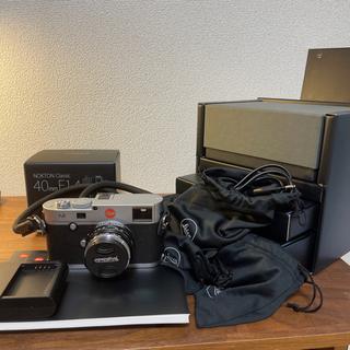 LEICA - LEICA M 240 + NOKTON Classic 40mmF1.4SC