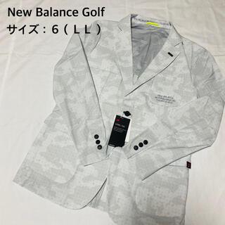 New Balance - 【新品、未使用】ニューバランスゴルフ ジャケット メンズ サイズ:6(LL)