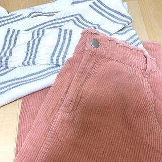 アルシーヴ(archives)のコーデュロタイトイスカート(ひざ丈スカート)