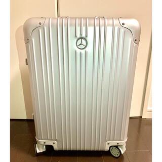 RIMOWA - ★新品未使用メルセデスベンツスーツケース機内持込★RIMOWA リモワオリジナル