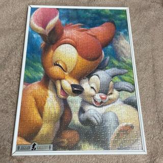 ディズニー(Disney)のディズニー ジグソーパズル バンビ&とんすけ 500ピース(その他)