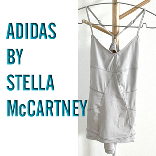 アディダスバイステラマッカートニー(adidas by Stella McCartney)のADIDAS BY STELLA McCARTNEY  タンクトップ(タンクトップ)