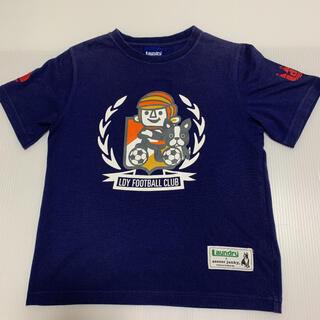 LAUNDRY - 【古着】 soccer junky × Laundry Tシャツ 130 キッズ