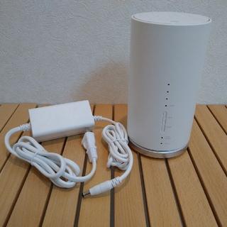 ファーウェイ(HUAWEI)のSpeed Wi-Fi HOME L01s(美品)(PC周辺機器)