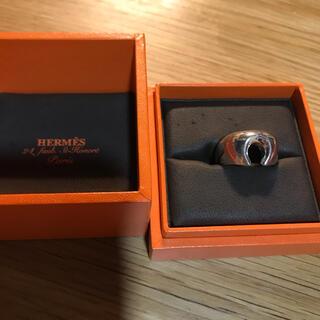 Hermes - HERMES ホースシュー リング
