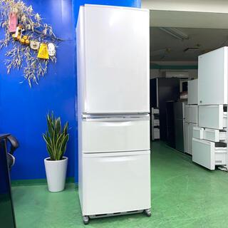 三菱 - ⭐️MITSUBISHI⭐️冷凍冷蔵庫2018年370L美品 大阪市近郊配送無料