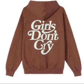 ジーディーシー(GDC)のgirls don't cry isetan パーカー XL(パーカー)