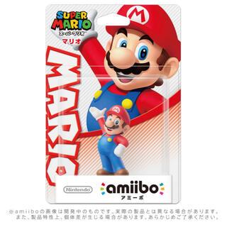 ニンテンドウ(任天堂)の新品 amiibo マリオ (スーパーマリオシリーズ)(ゲームキャラクター)