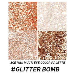 3ce - 3ce アイシャドウ mini multi eye color palette