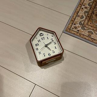 SEIKO - 鳩時計 目覚まし時計