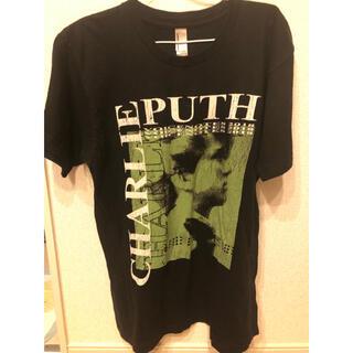 アメリカンアパレル(American Apparel)のCHARLIE PUTH チャリープース 2018年 ツアー Tシャツ Lサイズ(Tシャツ/カットソー(半袖/袖なし))