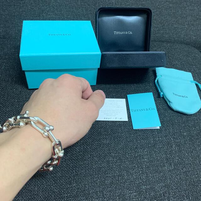 Tiffany & Co.(ティファニー)のティファニー ブレスレット ハードウェア メンズのアクセサリー(ブレスレット)の商品写真