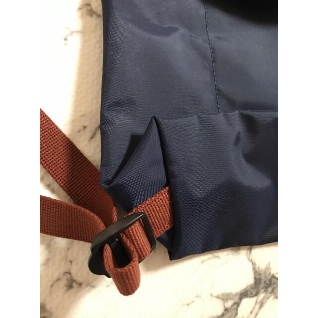 LONGCHAMP(ロンシャン)の美品 ロンシャン リュックサック レディースのバッグ(リュック/バックパック)の商品写真