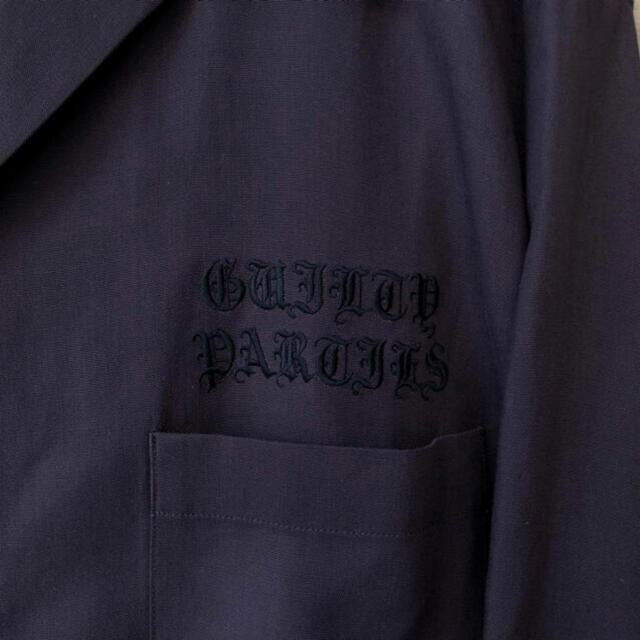 WACKO MARIA(ワコマリア)の20AW WACKO MARIA 50'S SHIRT L/S ブラウン メンズのトップス(シャツ)の商品写真