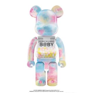 メディコムトイ(MEDICOM TOY)のbe@rbrick マカオ限定 my first baby 400% 100%(その他)