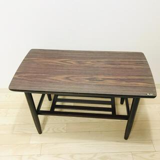 カリモク家具 - 【美品】カリモク テーブル レトロ 木目