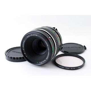 マミヤ(USTMamiya)の【美品】マミヤ MAMIYA SEKOR MACRO C 80mm F4 N(レンズ(ズーム))