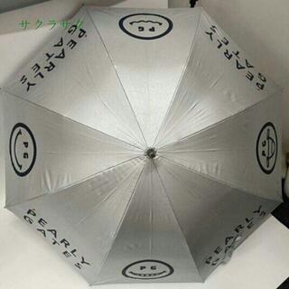 パーリーゲイツ(PEARLY GATES)の新制品★ PG パーリーゲイツ UV アンブレラ ゴルフ傘の紫外線対策R(傘)