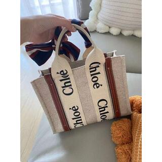 Chloe - クロエ スモールトートバック トートバッグ