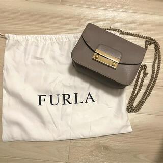 Furla - FURLA◆メトロポリス チェーンショルダーバッグ