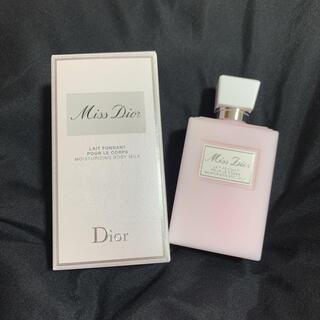 ディオール(Dior)のDior ボディミルク(ボディローション/ミルク)