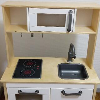 IKEA - おままごとキッチンとDisneyおままごとセット