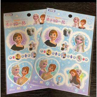 アナと雪の女王 -  アナと雪の女王2 ボディシール キッズコスメ ディズニープリンセス 2枚セット