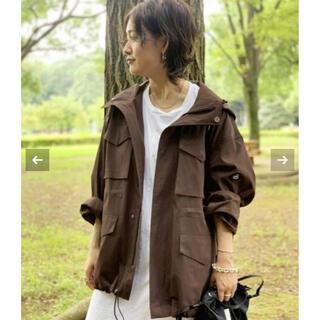 L'Appartement DEUXIEME CLASSE - yeti別注フィールドジャケット