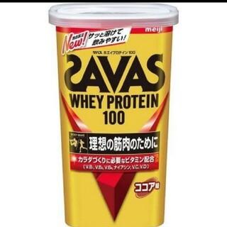 ザバス(SAVAS)のザバス ホエイプロテイン100(プロテイン)