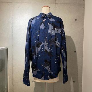 LOUIS VUITTON - カモフラージュ DNAシャツ