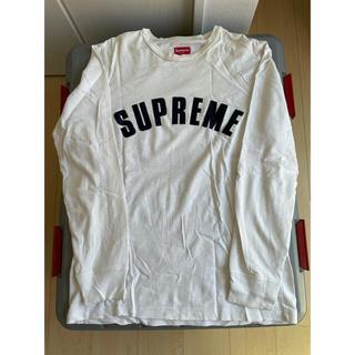 Supreme - Supreme Arc Logo L/S Top