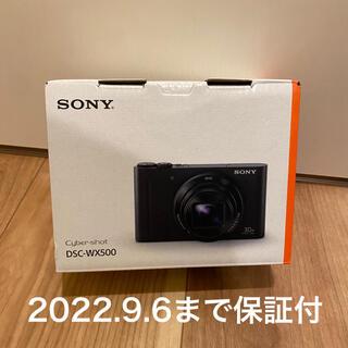 SONY - ★ほぼ新品★ SONY Cyber−Shot WX DSC-WX500