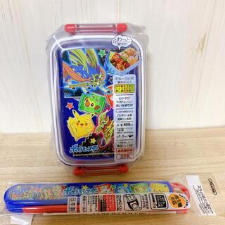 ポケモン(ポケモン)のポケモン☆お弁当箱&箸・箸箱セット(弁当用品)