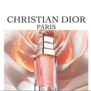 Christian Dior - 【ミニチュアギフト】新プレステージ マイクロ ユイル ド ローズ セラム
