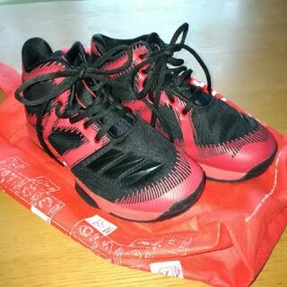 アディダス(adidas)の★ i 様専用★アディダス ジュニア バスケットシューズ(バスケットボール)