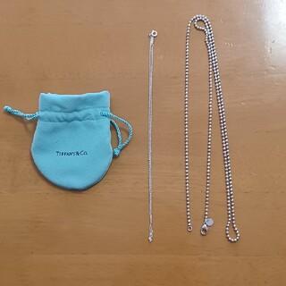 Tiffany & Co. - ティファニーネックレス