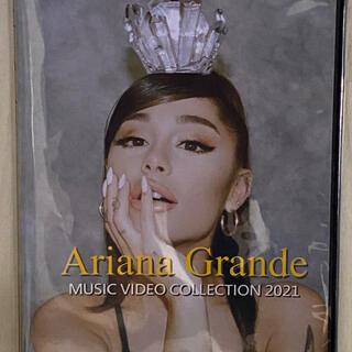 アリアナグランデ DVD 2枚組み 新品 未開封 プロモーションPVミュージック