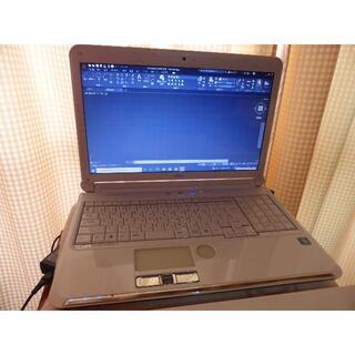 富士通 - Lifebook AH700/5B i5/8G/SSD240GB AutoCAD