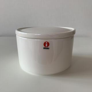 iittala - 【新品】イッタラ iittala 磁器 蓋付き 容器 ジャー キャニスター お皿