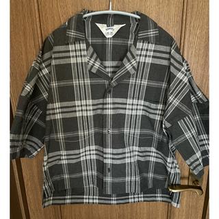 サンシー(SUNSEA)のsunsea 19ss チェックシャツ(シャツ)