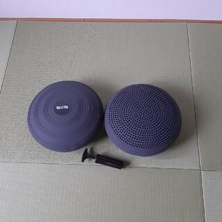 タニタ(TANITA)のバランスクッション(タニタ)(エクササイズ用品)