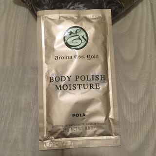 ポーラ(POLA)のPOLA ポーラ アロマエッセゴールド ボディポリッシュ モイスチャー ボディ用(ボディローション/ミルク)