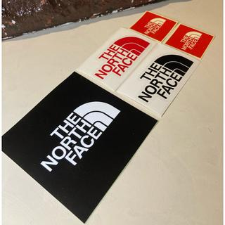 ザノースフェイス(THE NORTH FACE)のTHE NORTH FACE Sticker set⬜︎ #tnf3(その他)