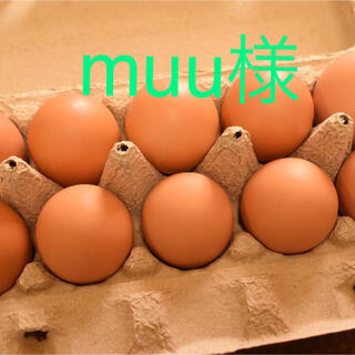muu様専用 訳ありたまご30個(野菜)