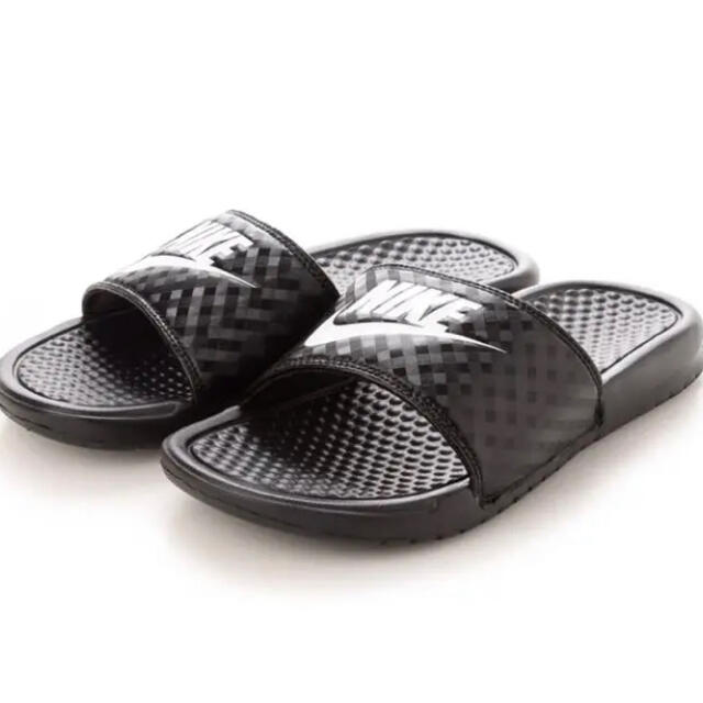 NIKE(ナイキ)の送料無料 新品 NIKE ナイキ サンダル BENASSI JDI 25 レディースの靴/シューズ(サンダル)の商品写真