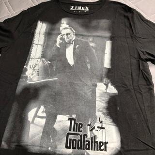 フォーエバートゥエンティーワン(FOREVER 21)のThe Godfather Tシャツ(Tシャツ/カットソー(半袖/袖なし))