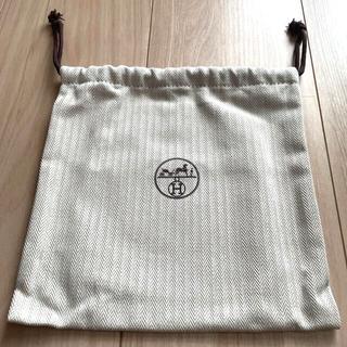 エルメス(Hermes)の新品★Hermes エルメス★保存袋 巾着 バッグインバッグ(ショップ袋)